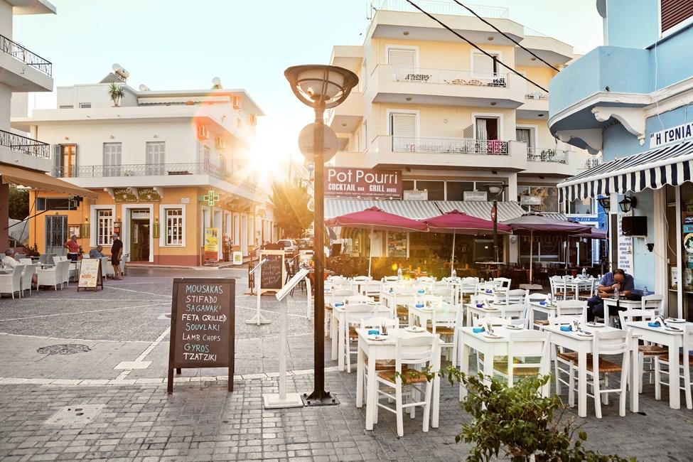Karpathos stad