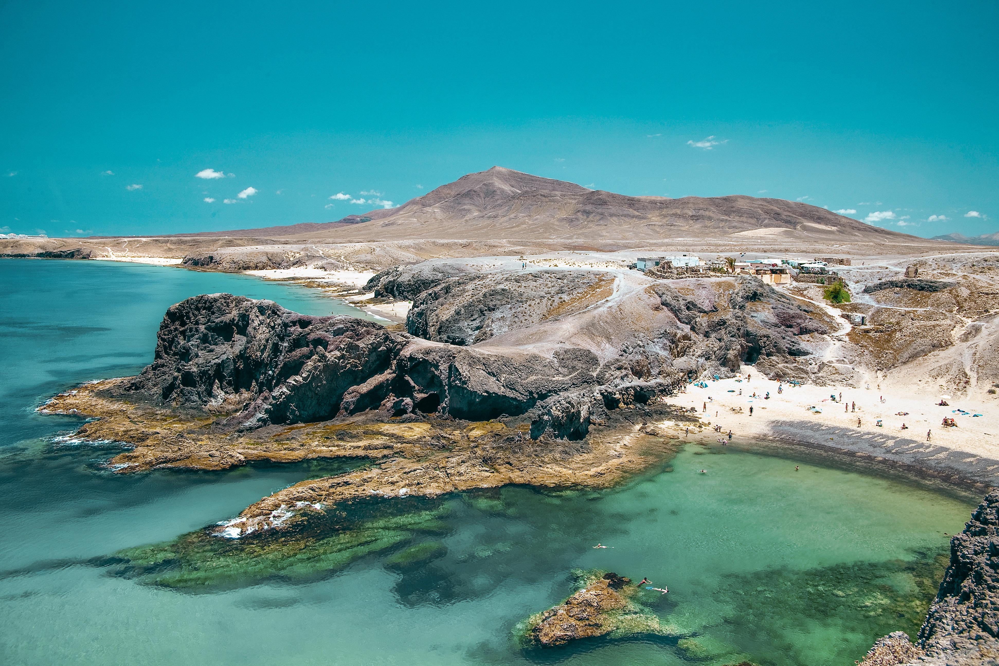 Spanien Lanzarote Karta.Lanzarote Boka Din Resa Till Lanzarote Med Ving Vi Kan Resor