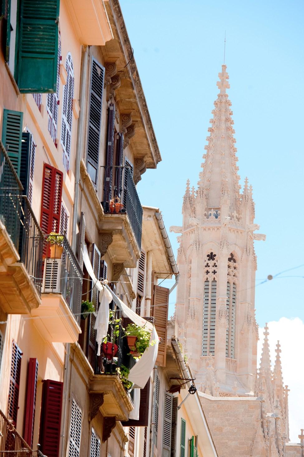 Palma stad