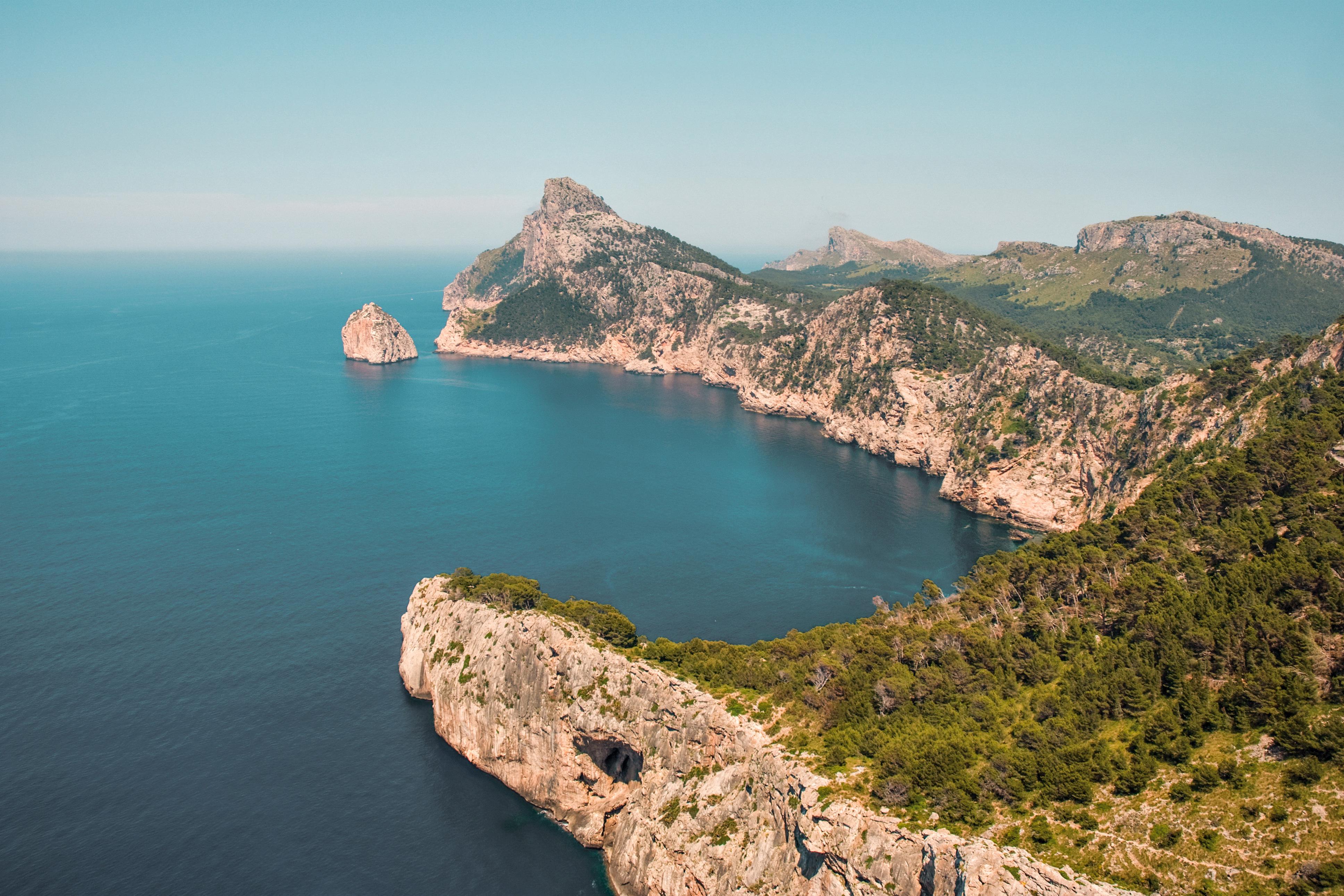 Karta Over Spaniens Vastkust.Mallorca Boka Din Resa Till Mallorca Med Ving Vi Kan Resor