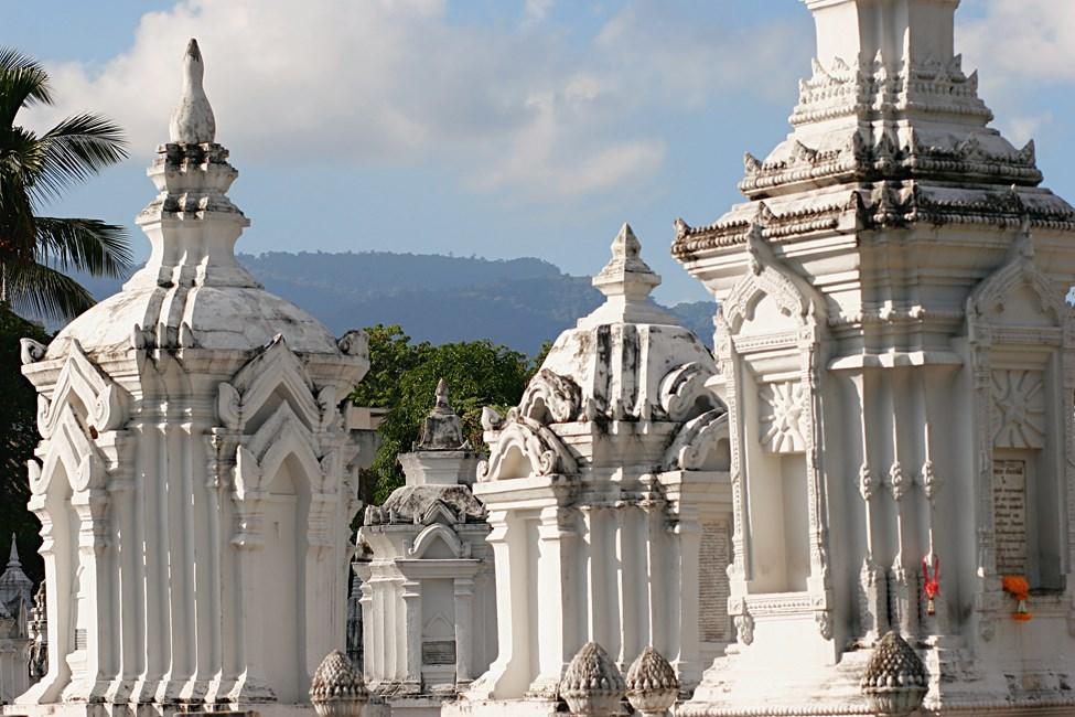 Templet Wat Suan Dok, Chiang Mai