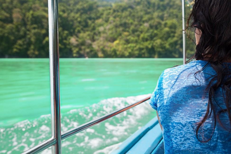 Utflykt till Surin Islands från Khao Lak