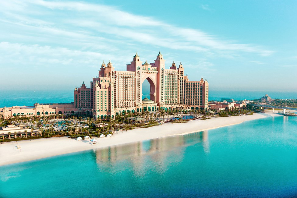 Atlantis The Palm, Jumeirah Beach, Dubai