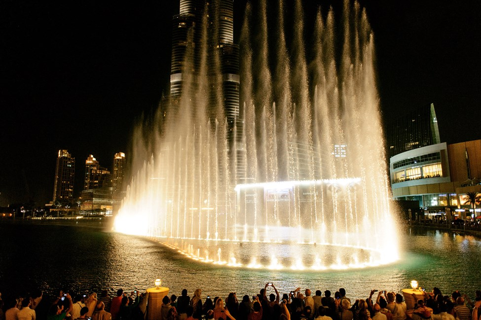 Dubai Mall, Downtown Dubai