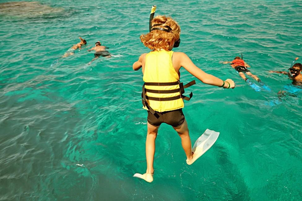 Makadi erbjuder fantastisk dykning och snorkling för alla åldrar