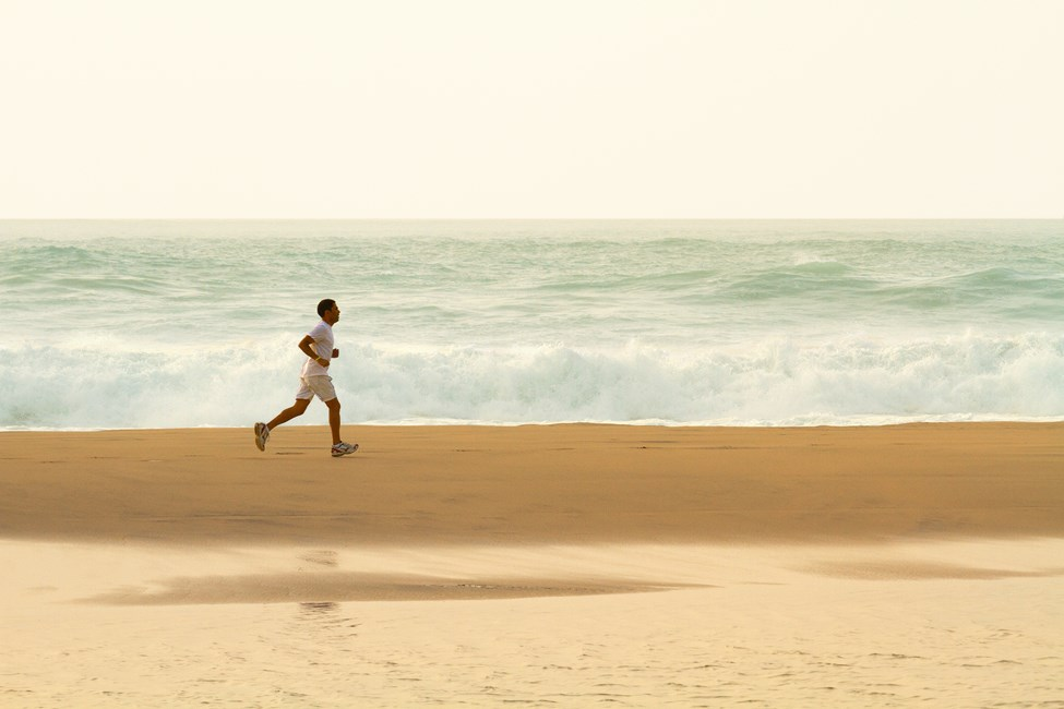 Stranden Praia de Chaves, vid Royal Horizons Boa Vista