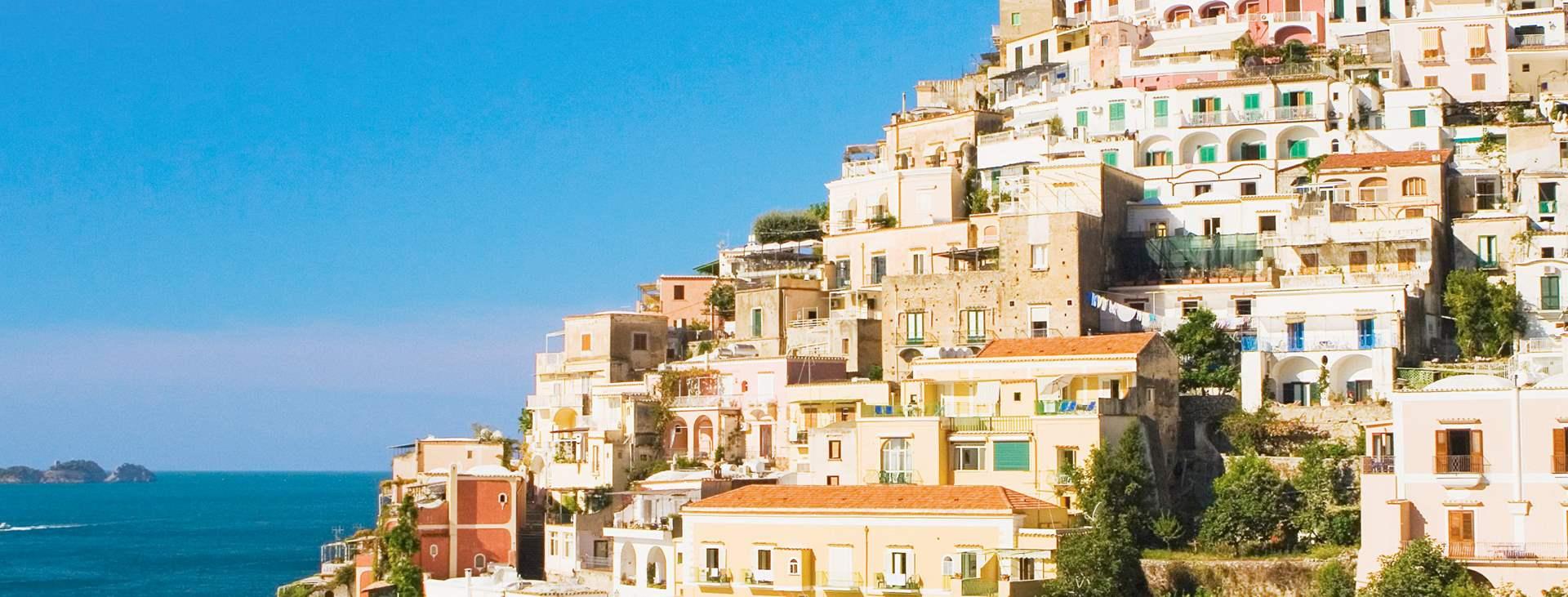 Boka din resa till Amalfikusten i Italien med Ving