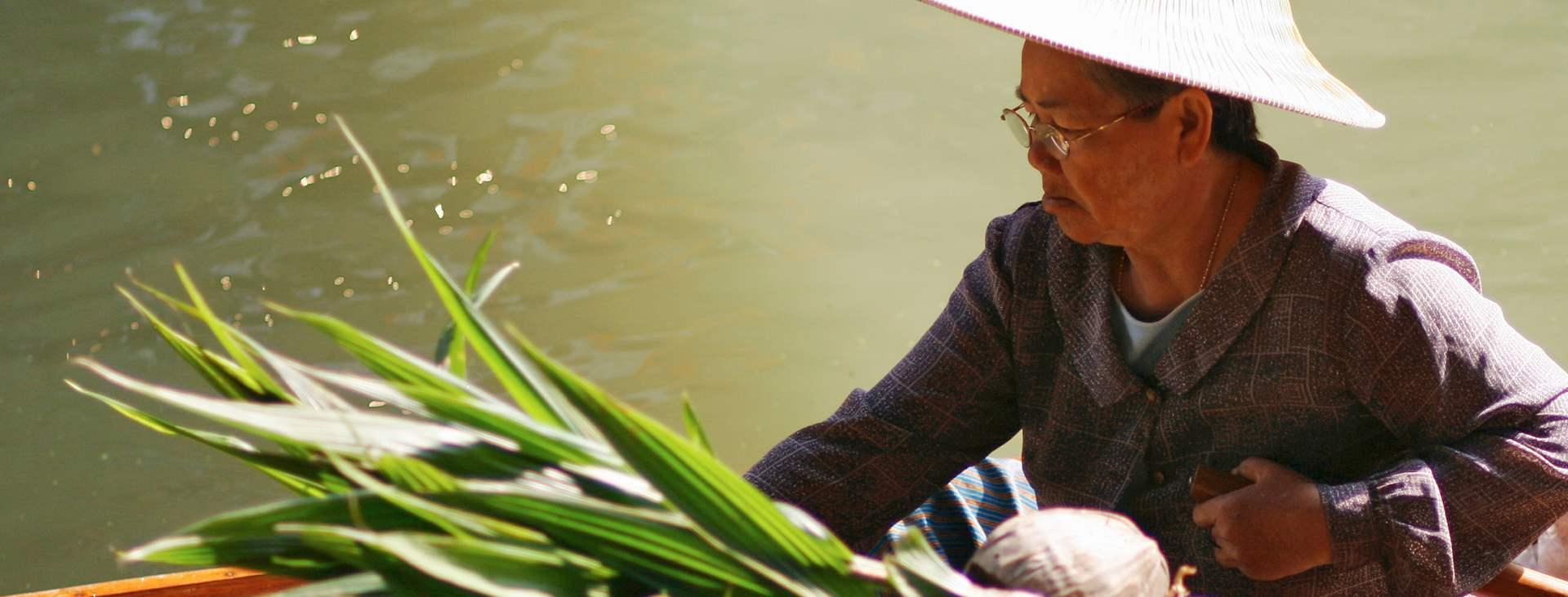Boka din resa till centrala Thailand med Ving