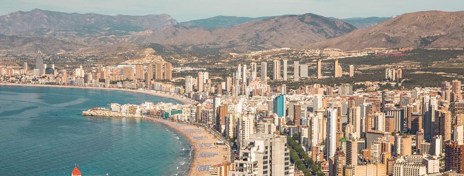 Resor till Costa Blanca i Spanien