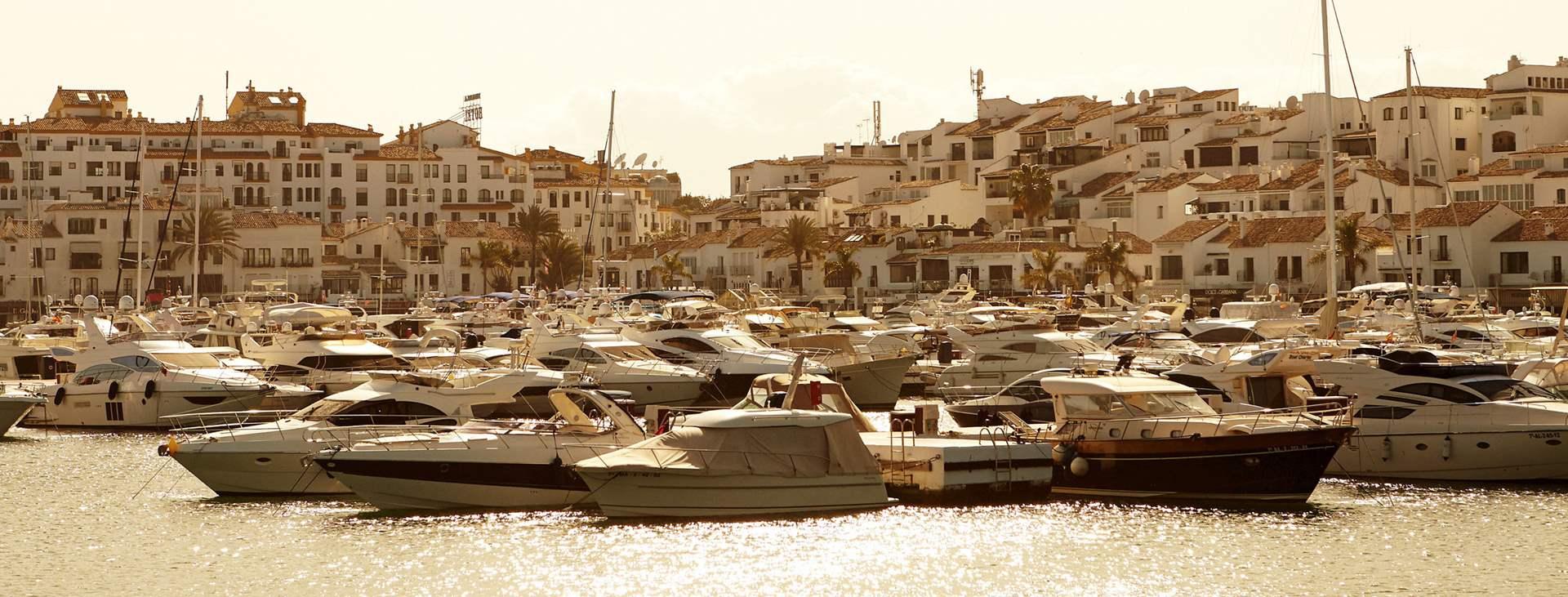 Resor till Costa del Sol i Spanien
