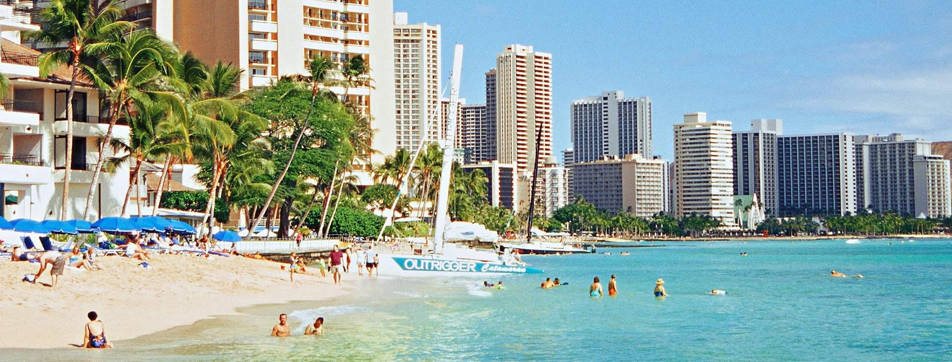 Boka din resa till Hawaii i USA med Ving