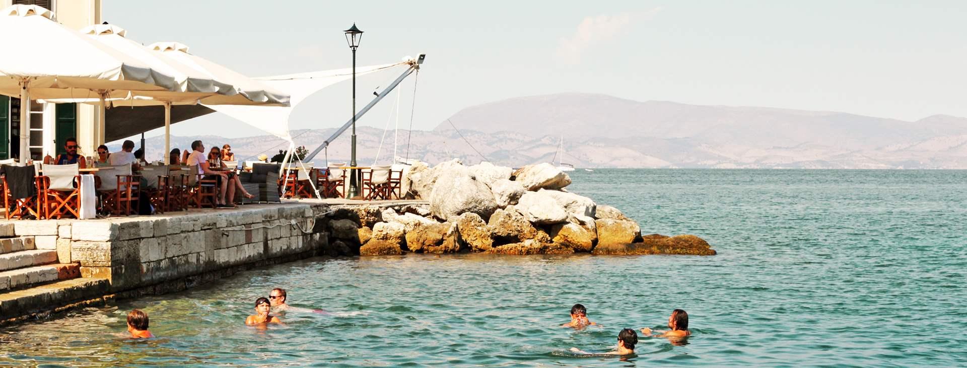 Boka din resa till Korfu i Grekland med Ving