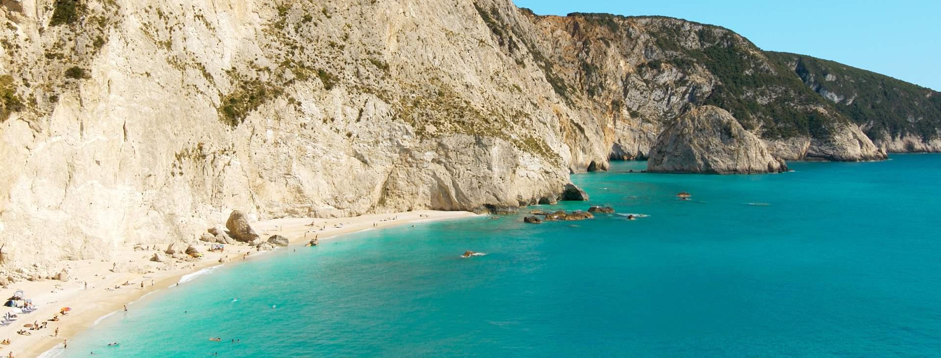 Boka din resa till Lefkas i Grekland med Ving
