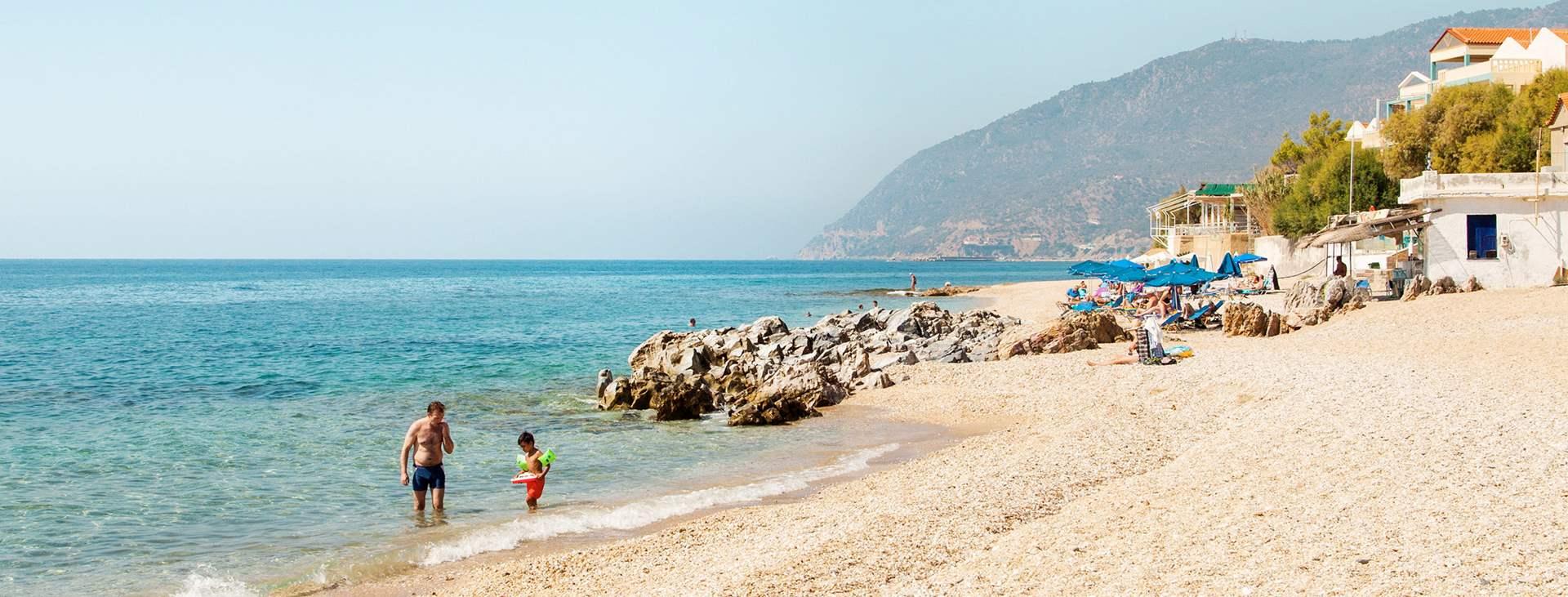Boka din resa till Lesbos i Grekland med Ving