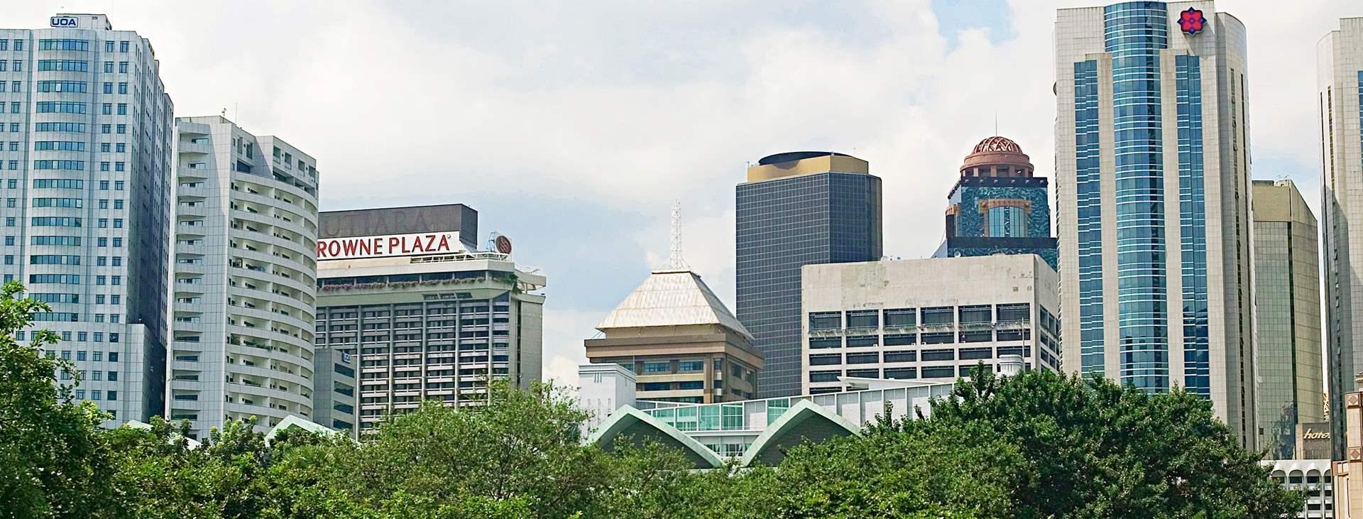 Resor till Malacka-halvön i Malaysia