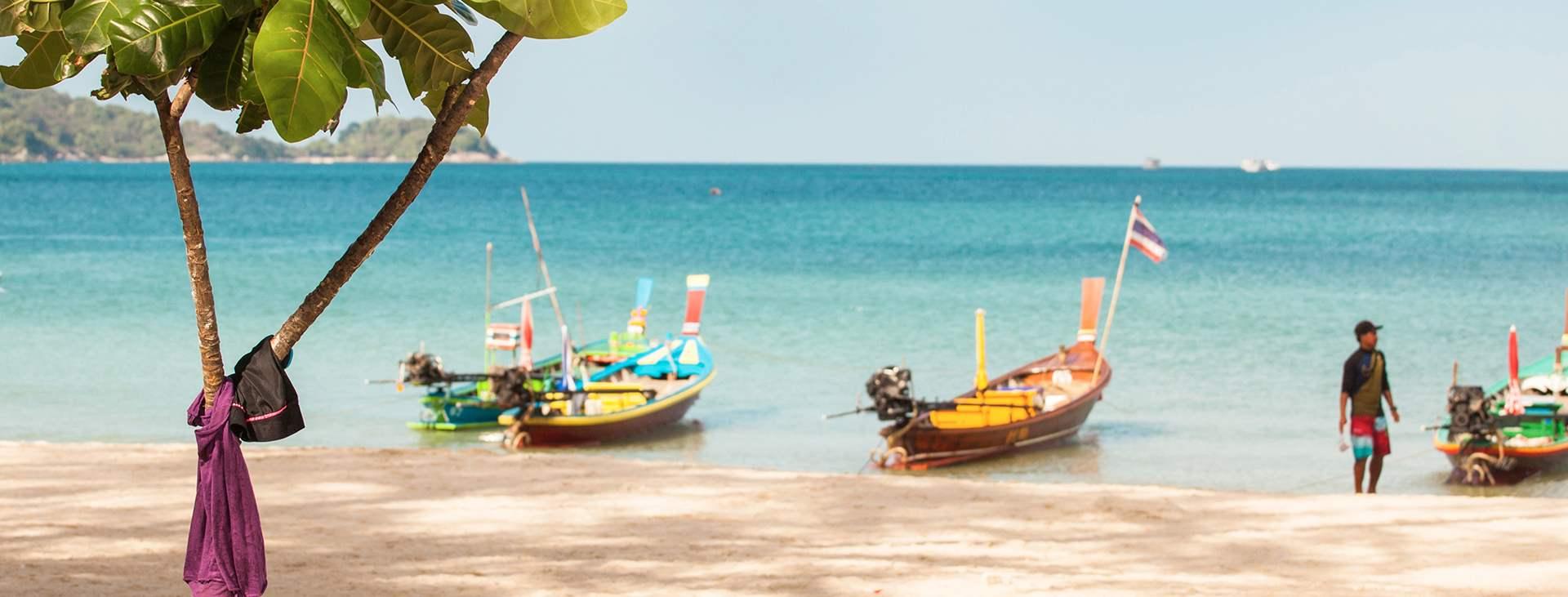 Boka din resa till Phuket i Thailand med Ving