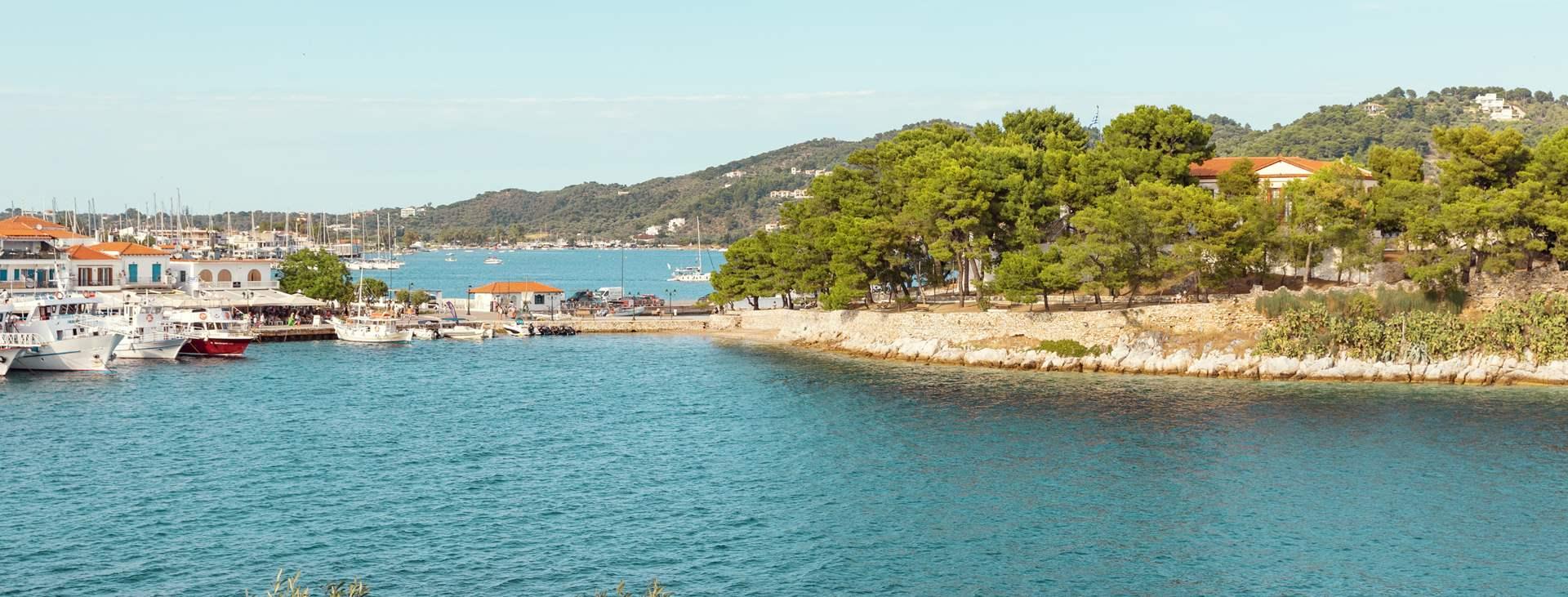 Boka din resa till Skiathos i Grekland med Ving