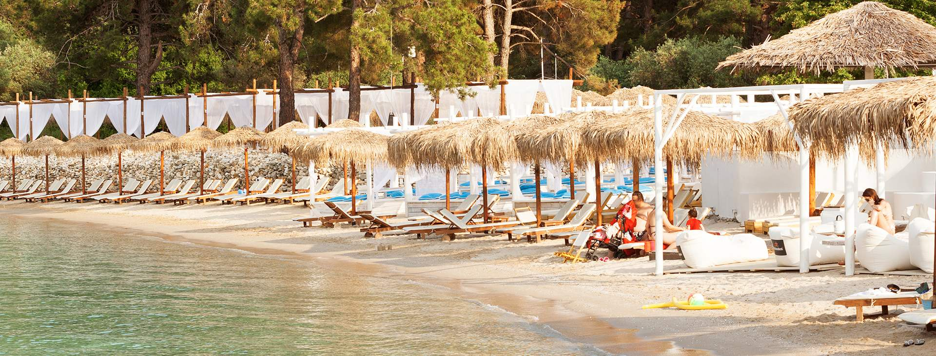 Boka din resa till Thassos i Grekland med Ving