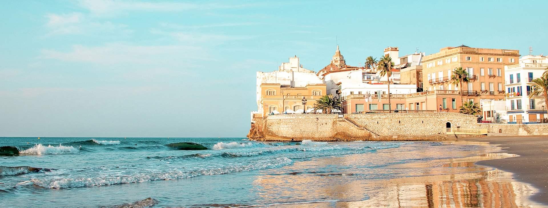 Resor till Costa Dorada i Spanien