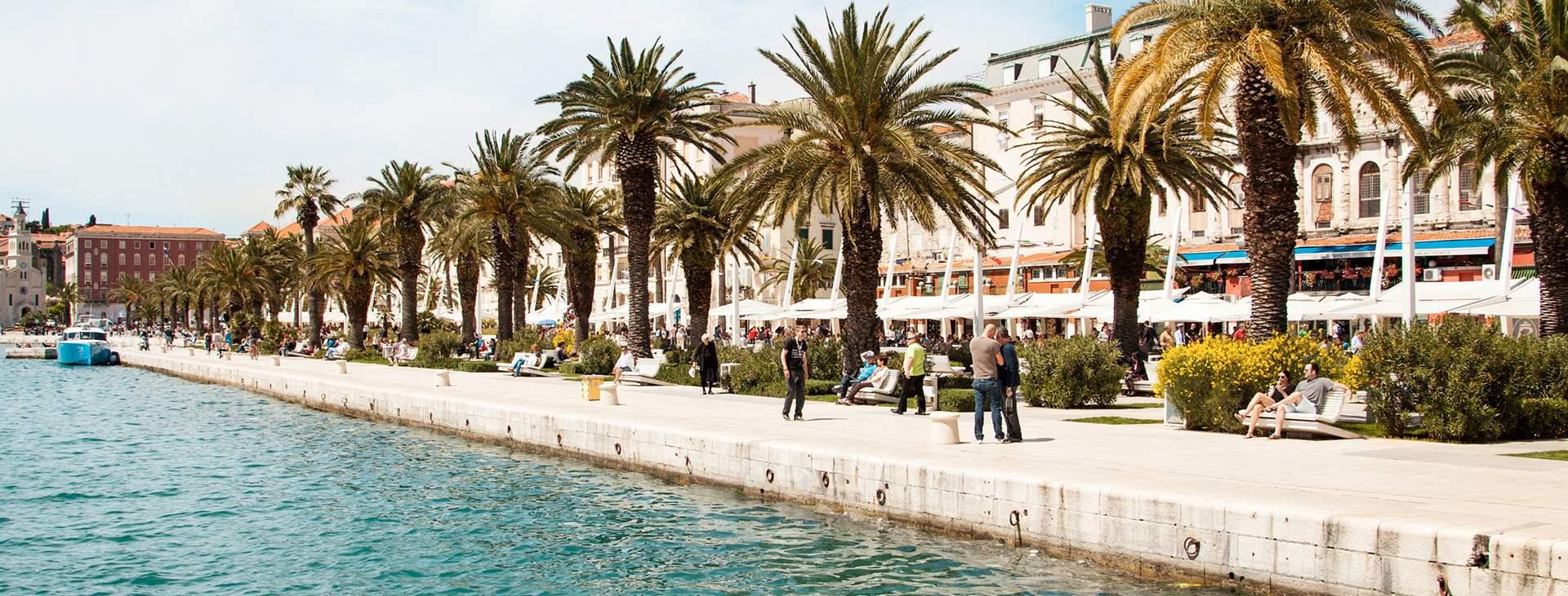 Boka din resa till Split i Kroatien med Ving