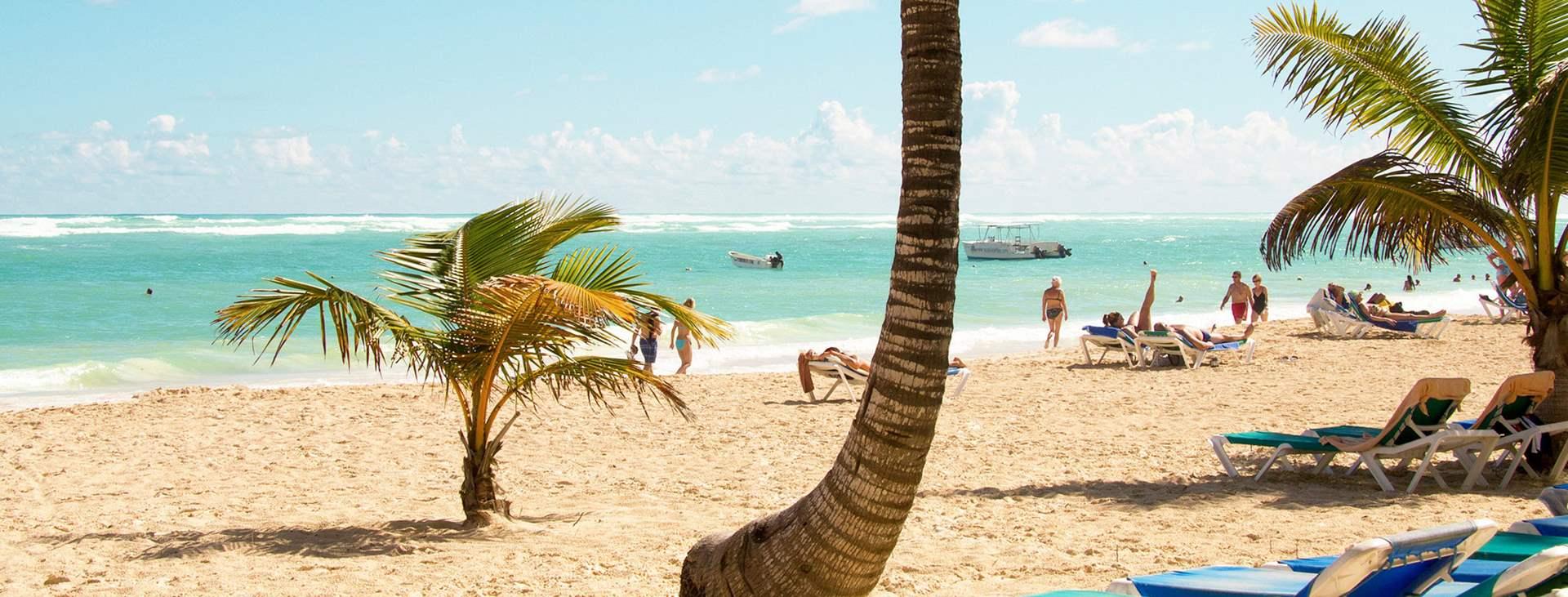 Boka en resa med All Inclusive till Punta Cana, Dominikanska Republiken