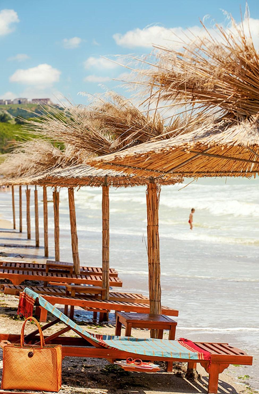Stranden i Balchik