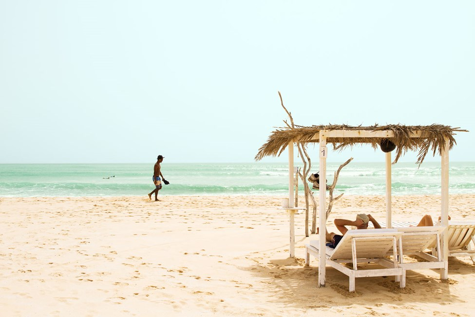 Bahia Beach Club, Boa Vista
