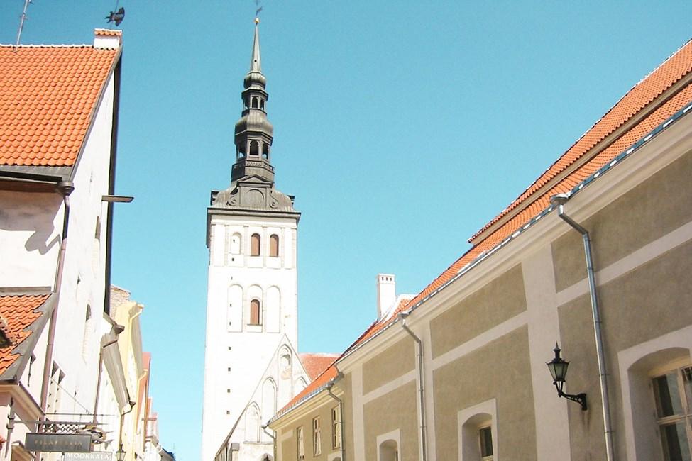 Tallinn's gamla stad