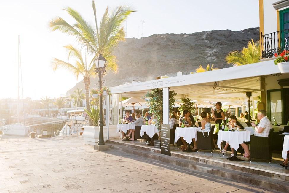 Playa des Cavallet, i närheten av Ibiza stad
