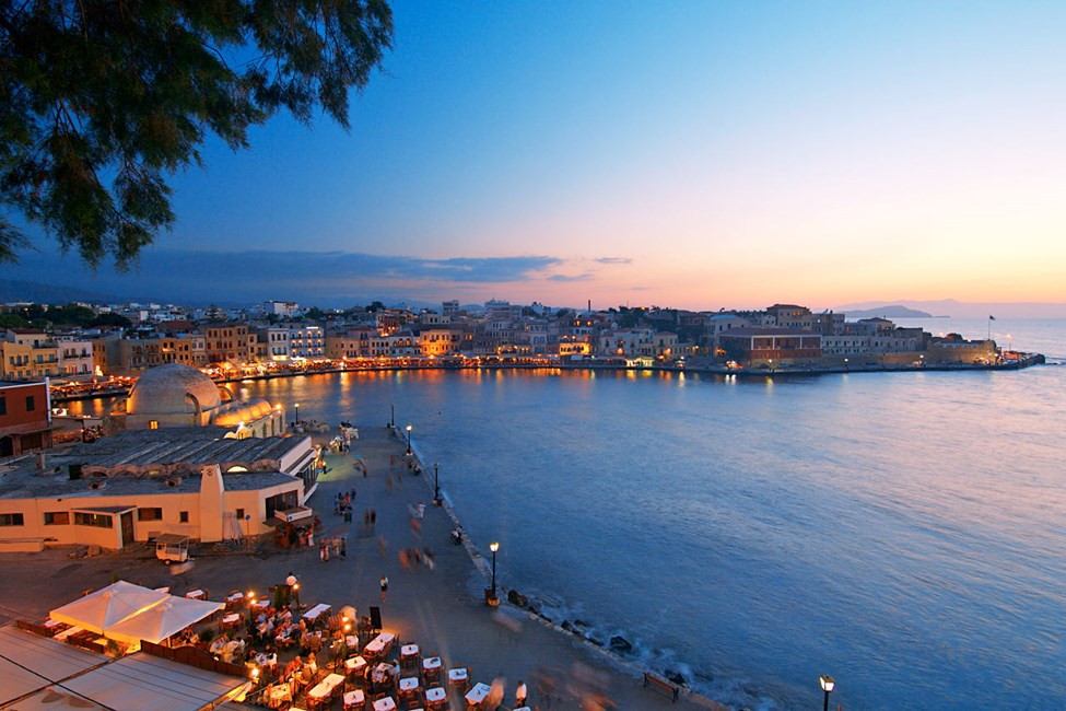 Chania stad, Kreta