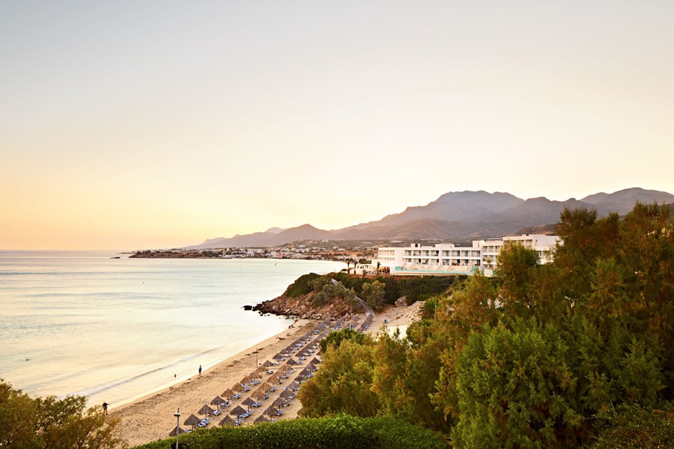 Ocean Beach Club, Makrigialos, Kreta