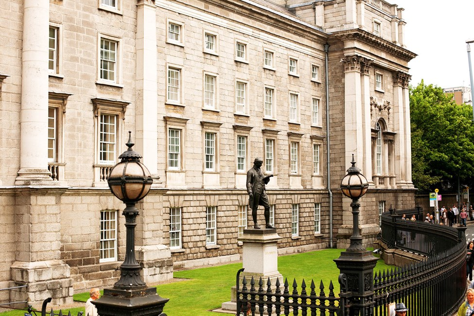 Trinity College, University of Dublin.