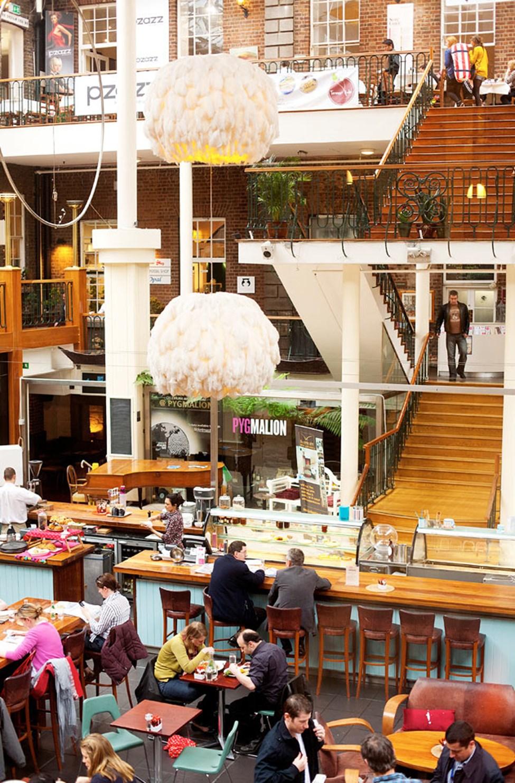 Shoppingcentret Powerscourt Townhouse Centre, Dublin
