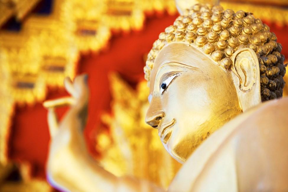 Wat Laek Kaen-templet, Khao Lak