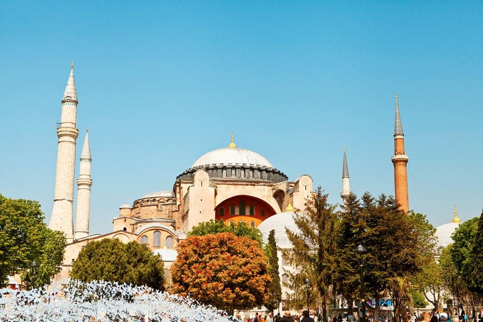 Hagia Sofia i Istanbul