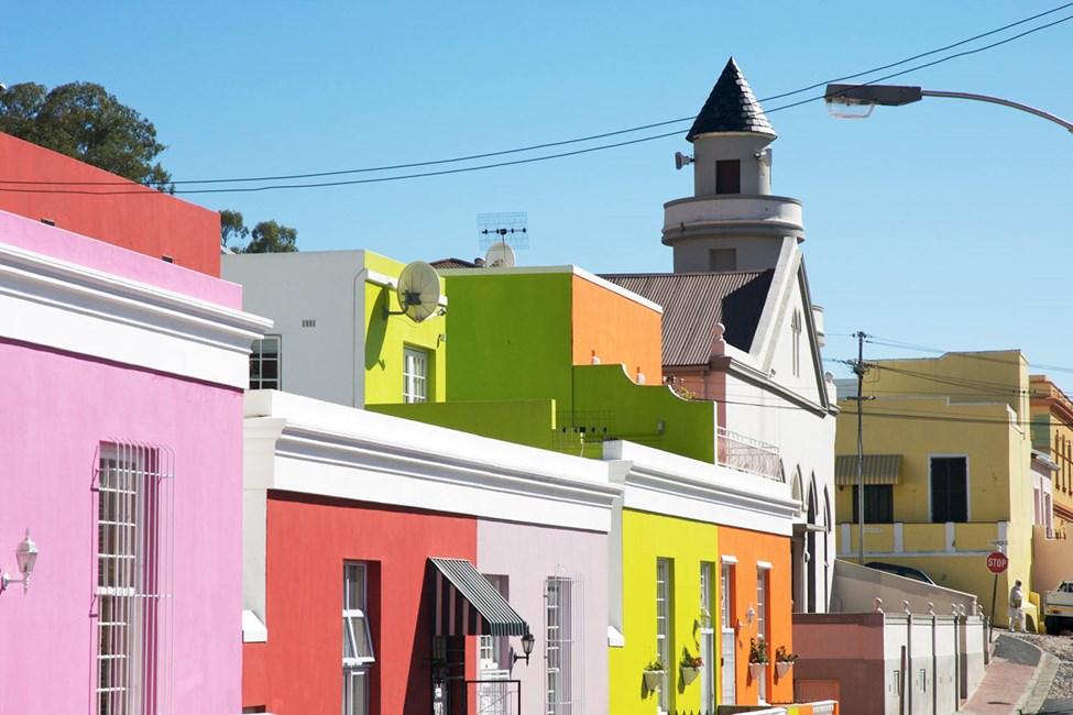 Bo Kaap, Kapstaden