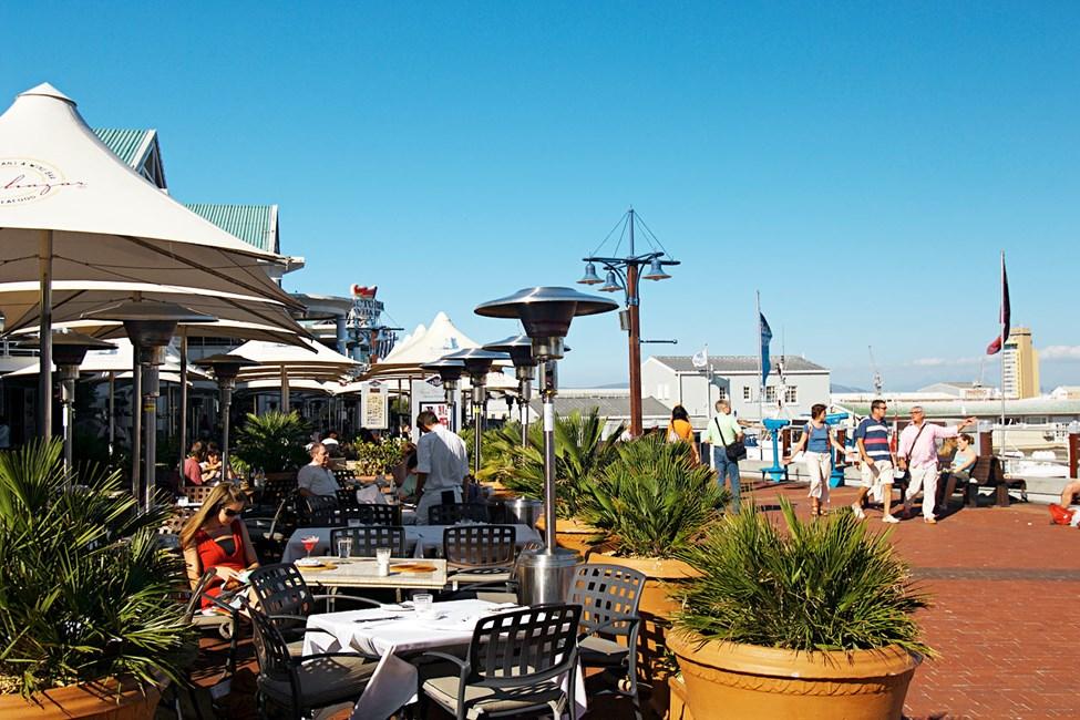 The Victoria & Alfred Waterfront, Kapstaden