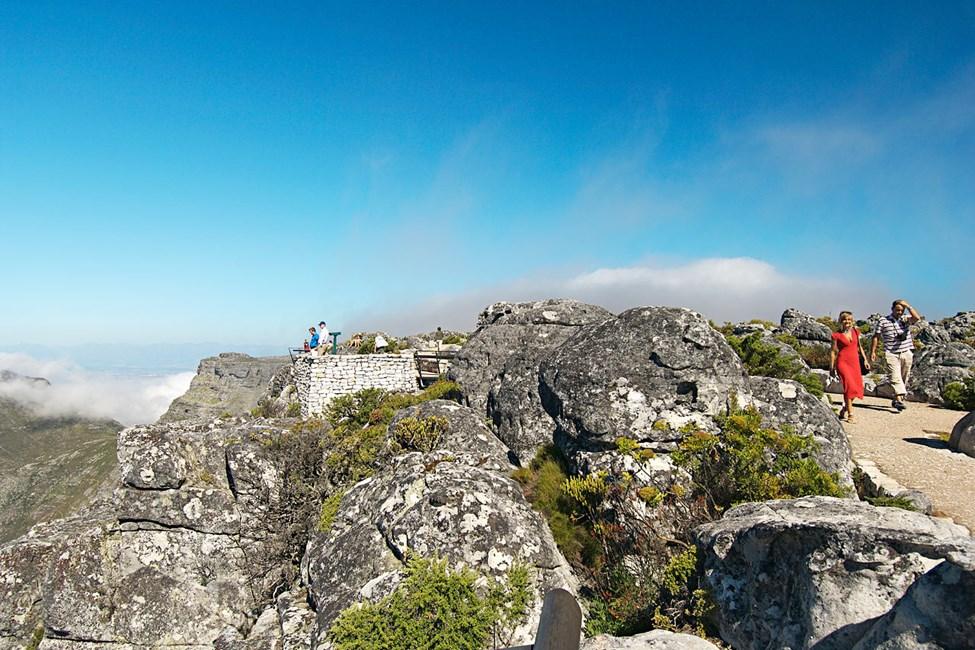 Taffelberget, Kapstaden