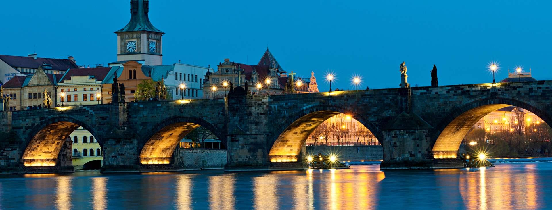 Boka en weekend till Tjeckien med flyg och hotell