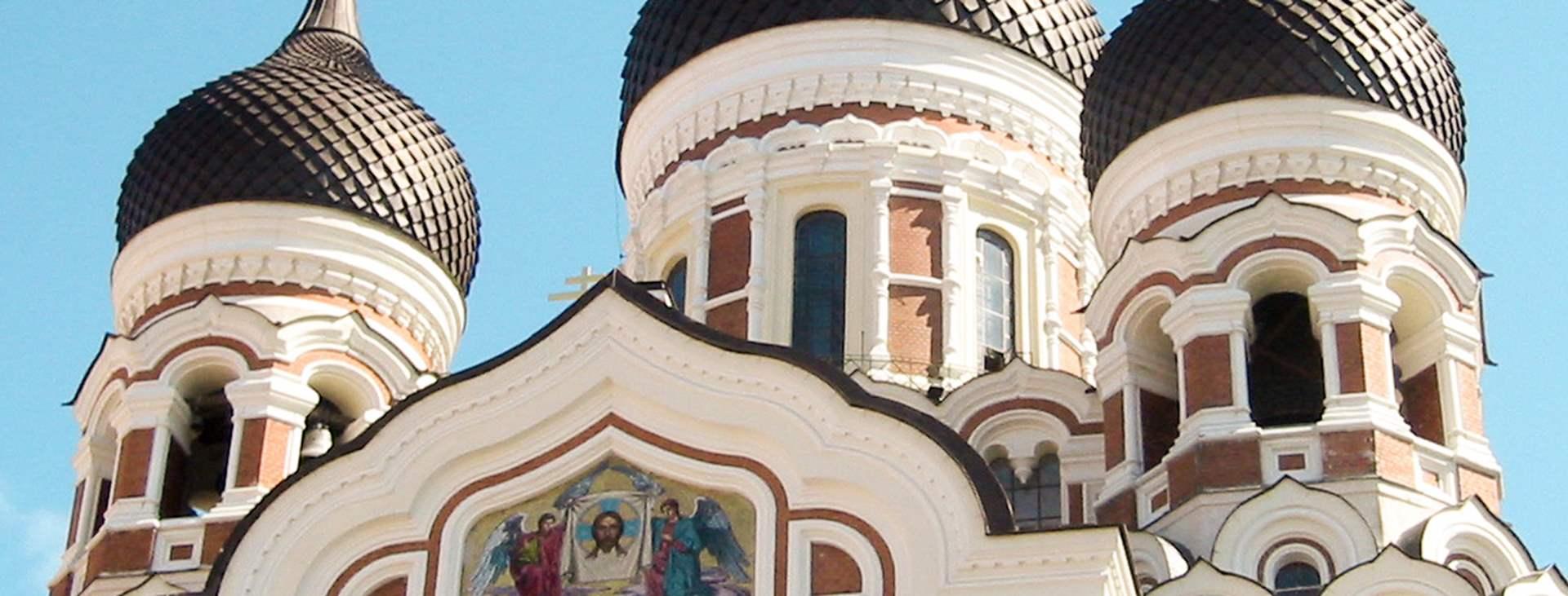 Boka en weekend till Estland med flyg och hotell