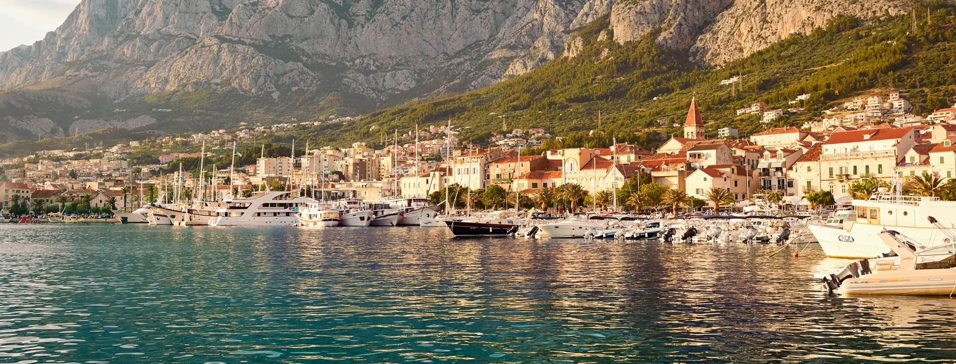 Boka en resa till Kroatien med flyg och hotell