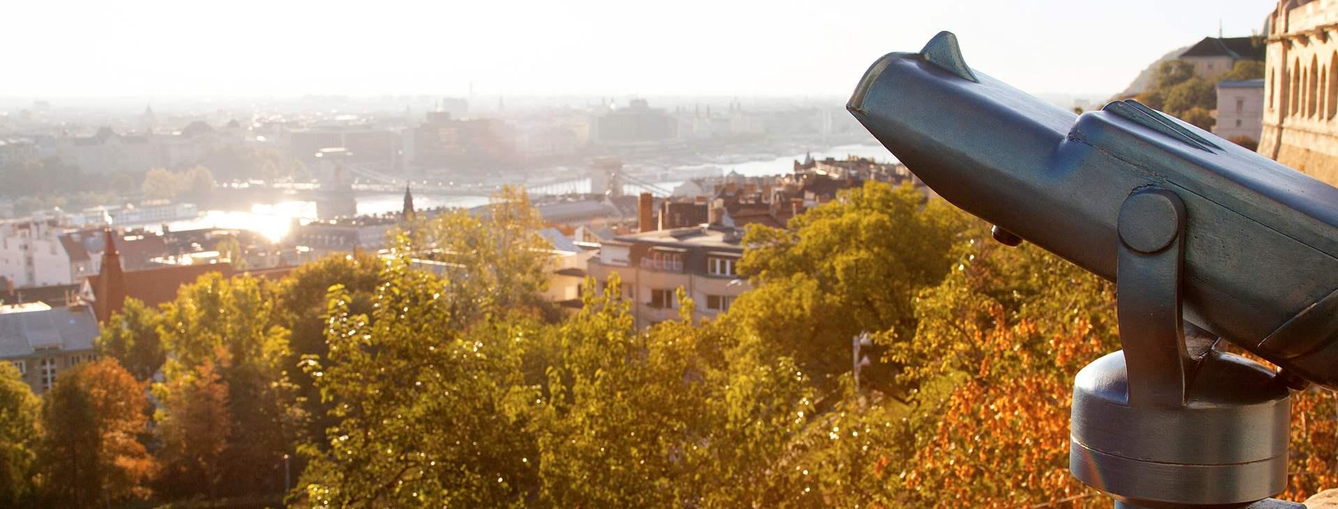 Boka en weekend till Ungern med flyg och hotell