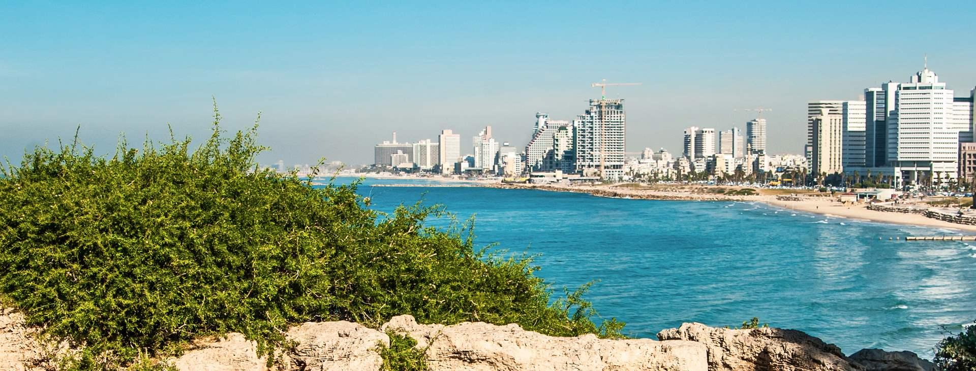 Boka en resa till Israel med flyg och hotell