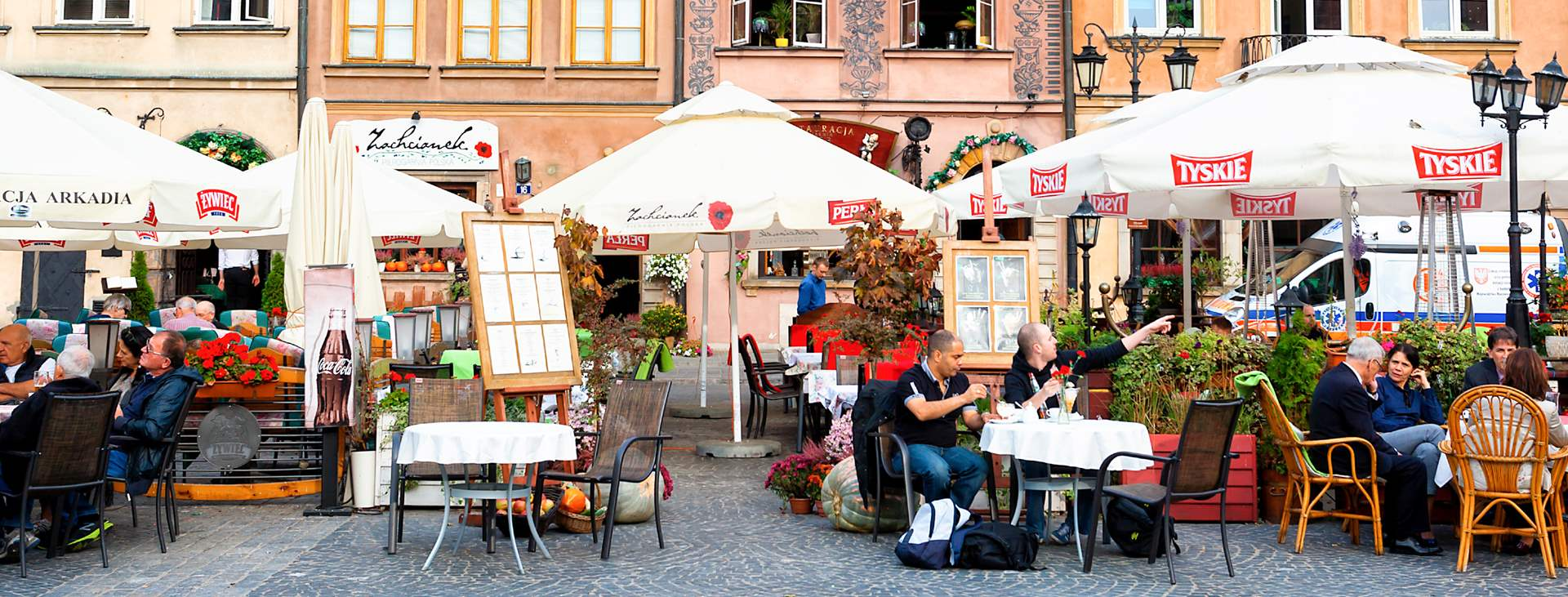 Boka en weekend till Polen med flyg och hotell