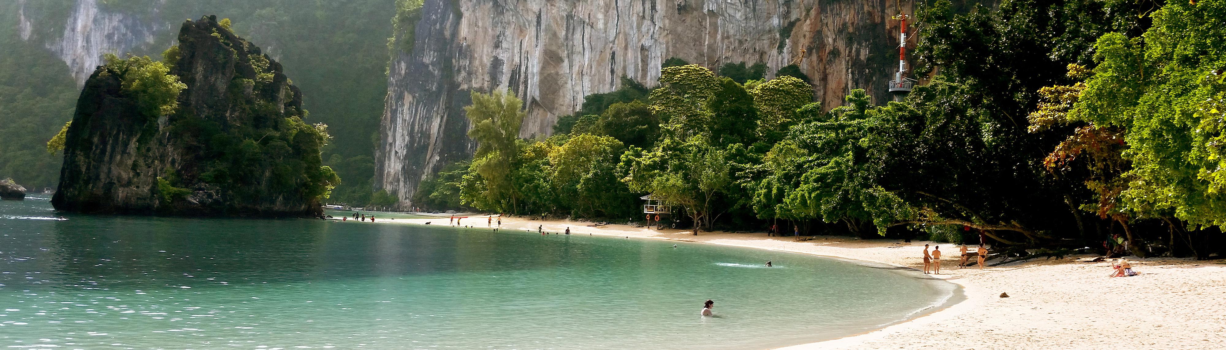 Vingresor thailand