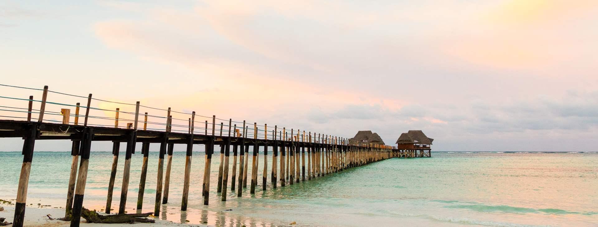 Boka en resa till Tanzania med flyg och hotell