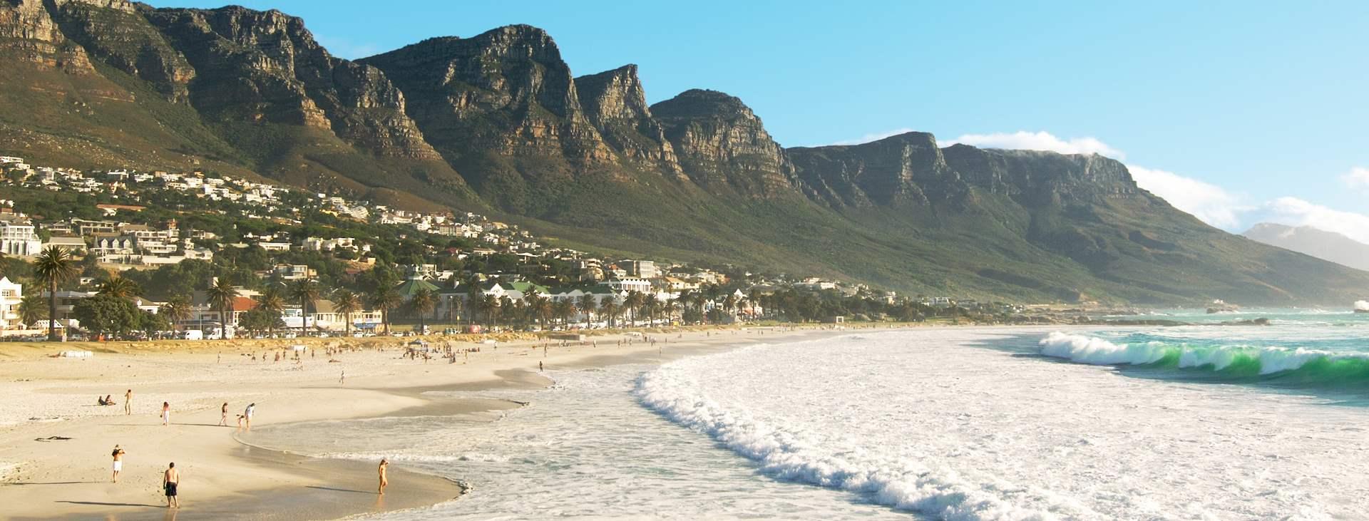 Boka en resa till Sydafrika med flyg och hotell