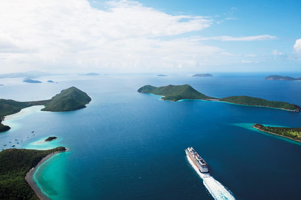 8 Night Eastern Caribbean & The Bahamas - Virgin Islands