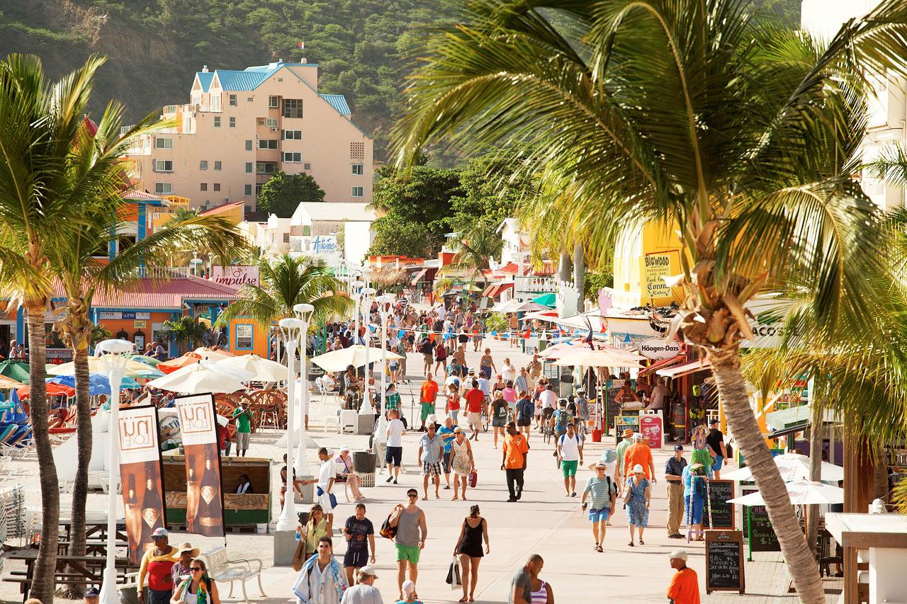 8 Night Eastern Caribbean & The Bahamas - St Martin/St. Maarten