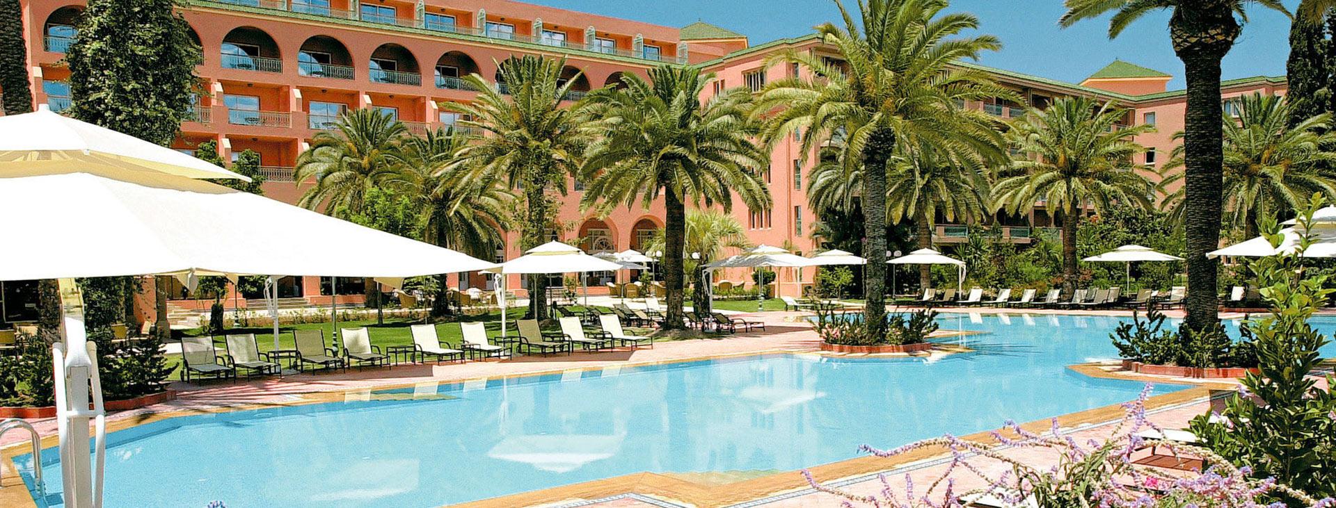 Sofitel Marrakech Lounge & Spa, Marrakech, Marocko